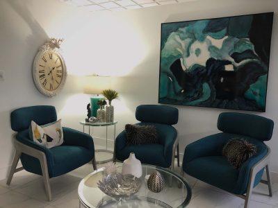 waiting room representing Kate Avalon Day Spa & salon